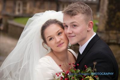 Lacock Church Wedding