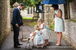 Highlights Photography at a Bath Wedding St Mary's Church, Saltford