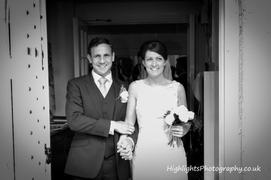 Bath Wedding St Mary's Church, Saltford by Highlights Photography