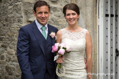 Wedding St Mary's Church, Saltford, nr Bath