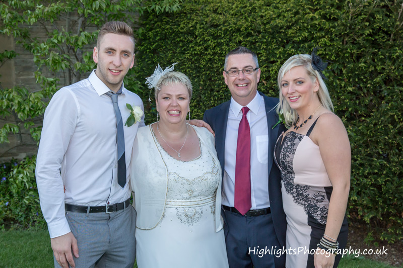 Tortworth Court Wedding Photographs