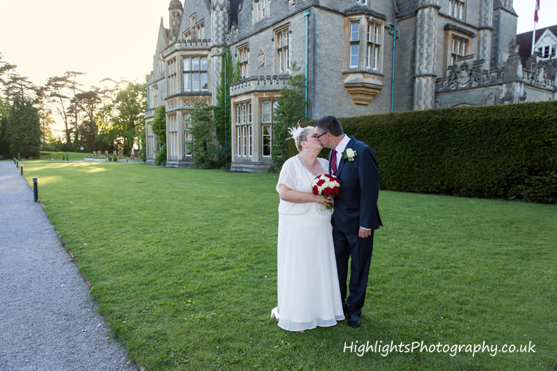 Highlights Photography at a Tortworth Court Wedding