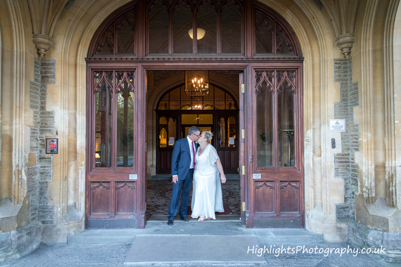 A wedding at Tortworth Court by Highlights Photography