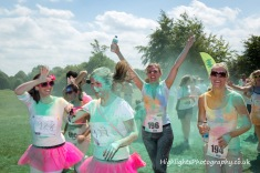 Family Charity Events, Rainbow Run