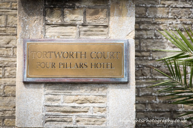 Tortworth Court Hotel Wedding Photographer