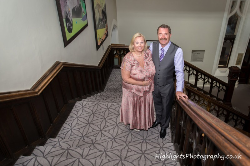 Wedding Tortworth Court