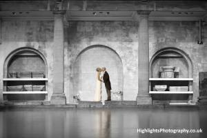 Wedding The Roman Baths