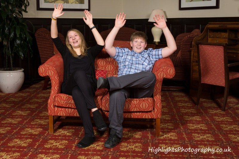 Family Photography Tortworth Court Hotel