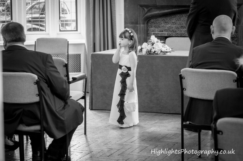 Wedding Poole Court, Yate