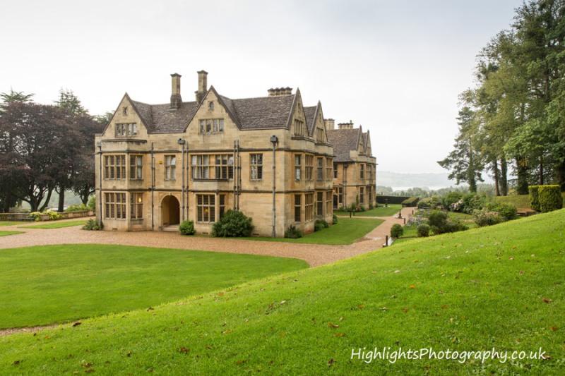 Wedding Coombe Lodge Somerset