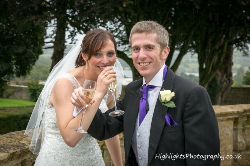 Highlights Photography - Coombe Lodge Somerset Wedding