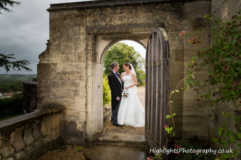 Wedding Coombe Lodge North Somerset