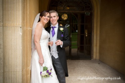 Coombe Lodge Wedding