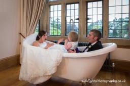 Photography at Wedding Coombe Lodge Somerset - Highlights Photography