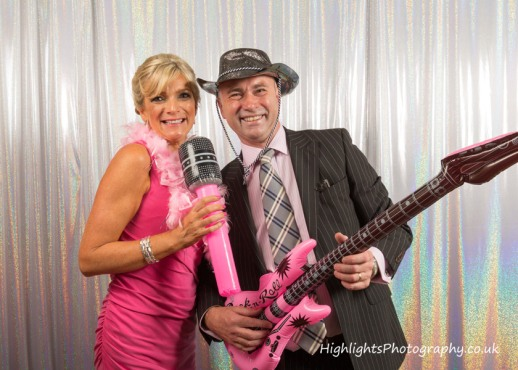 Somerset Wedding Photography with photo booth