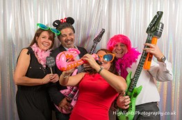 Wedding Photography with wedding photo booth Somerset