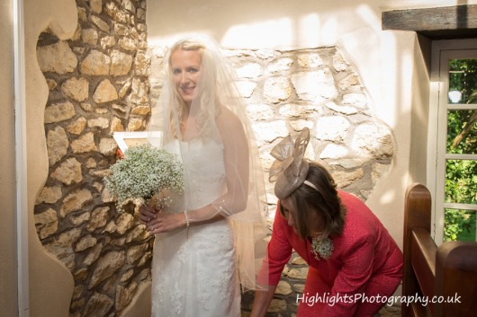 The Mill at Rode Wedding Somerset