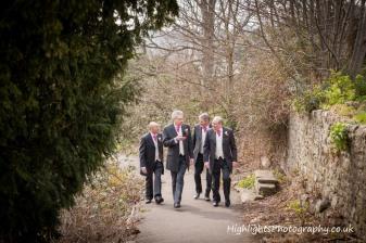 Highlights Photography at a North Somerset Wedding
