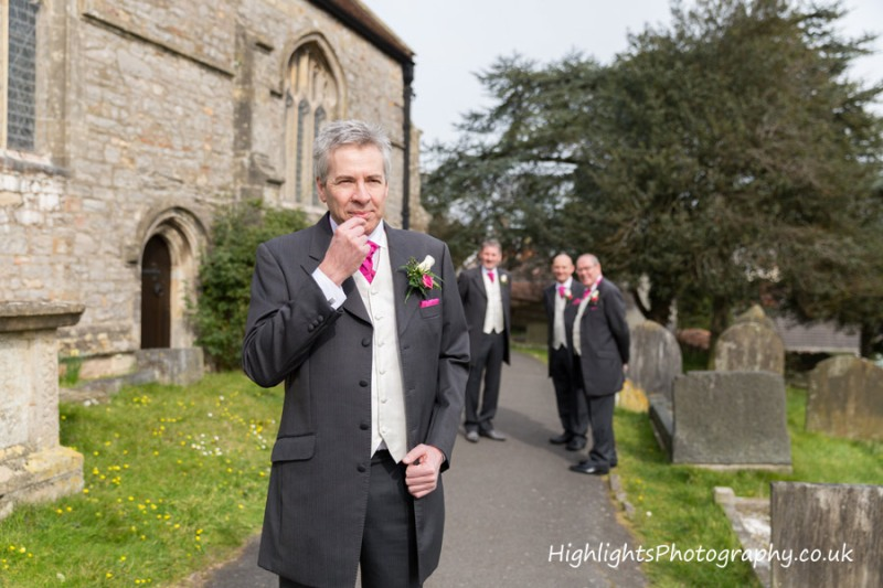 Highlights Photography at a North Somerset Wedding