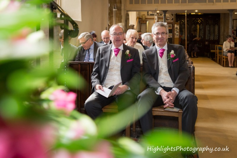 North Somerset Church Wedding