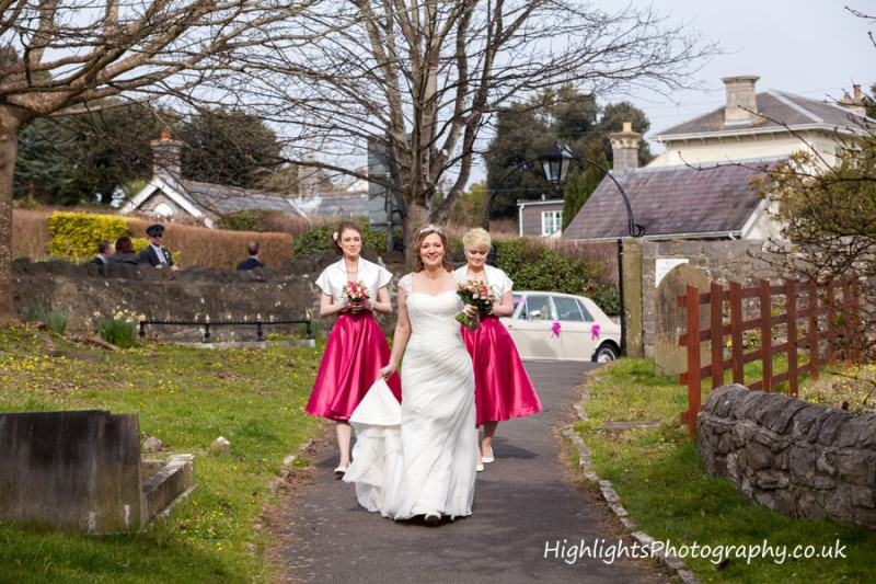 North Somerset Wedding Photographer - Highlights Photography