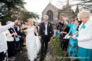 Wedding in Weston super Mare