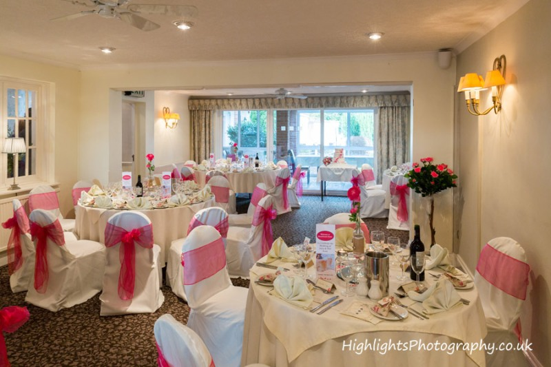 Beachlands Hotel, Weston super Mare Wedding
