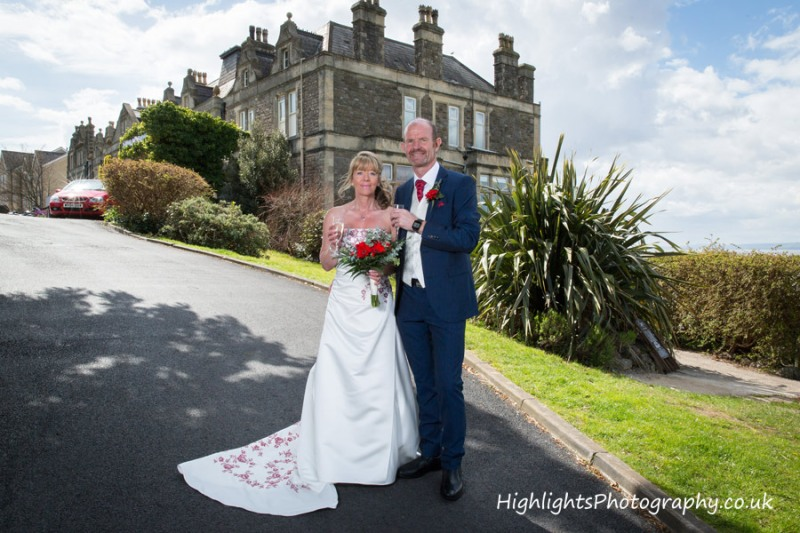 Wedding at Walton Park Hotel Clevedon