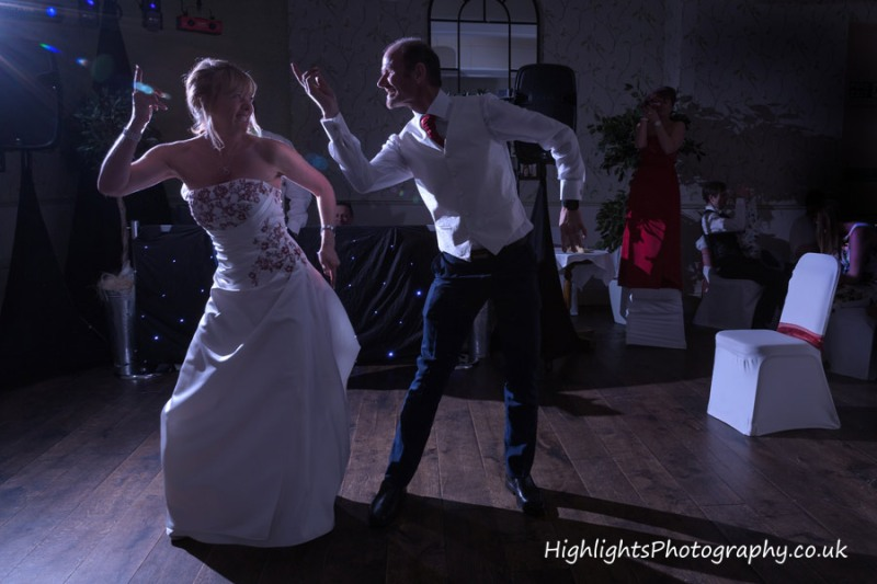 Walton Park Hotel Clevedon Wedding First Dance