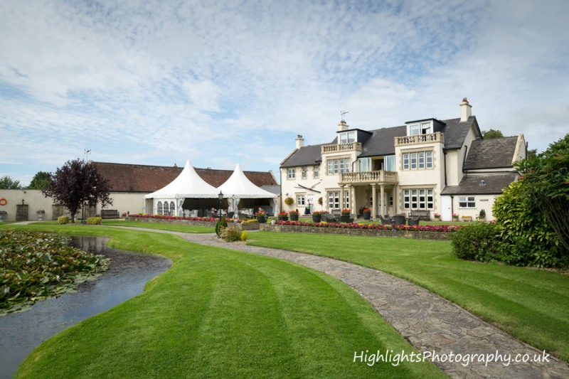 Sunny Rookery Manor Wedding Somerset