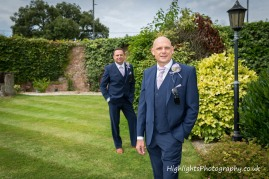 The Boys - Rookery Manor Wedding Somerset