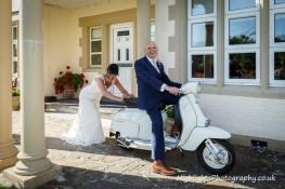 Rookery Manor Wedding Somerset - Having Fun