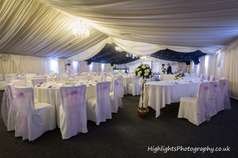Somerset Rookery Manor Wedding Breakfast room