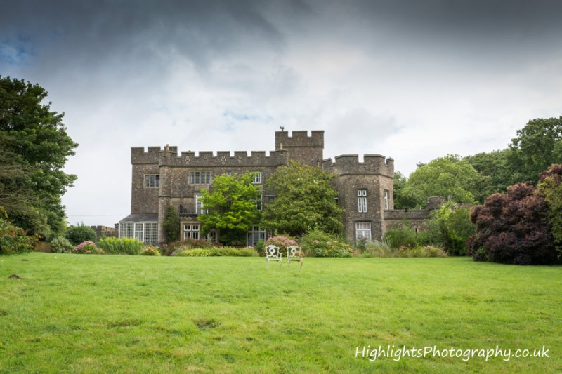 Banwell Castle Somerset
