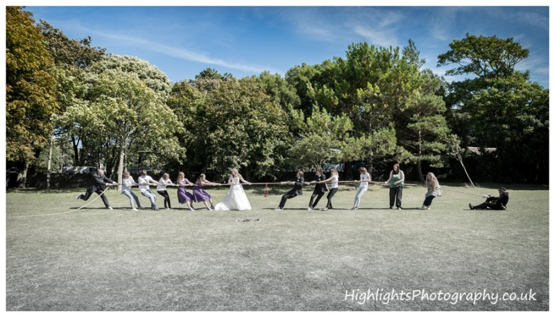 Weston super Mare Wedding