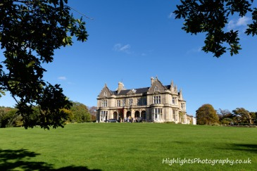 Clevedon Hall Weddings - Beautiful setting