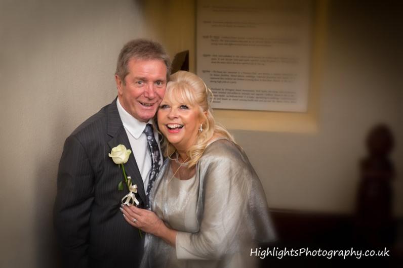 Cadbury House Wedding Photography - Happy Couple