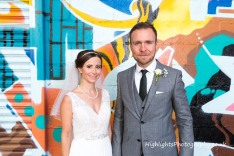 Birmingham council house wedding - by Highlights Photography