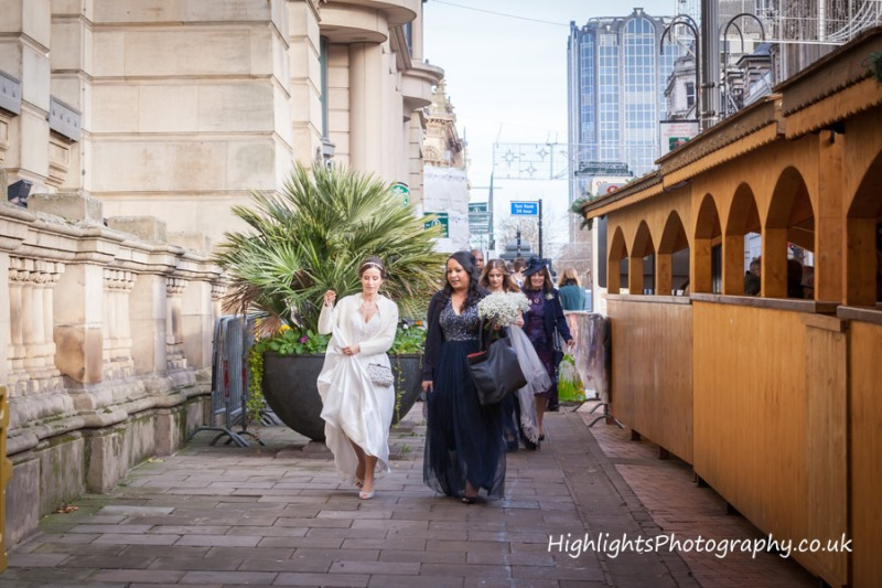 Birmingham Council House Wedding