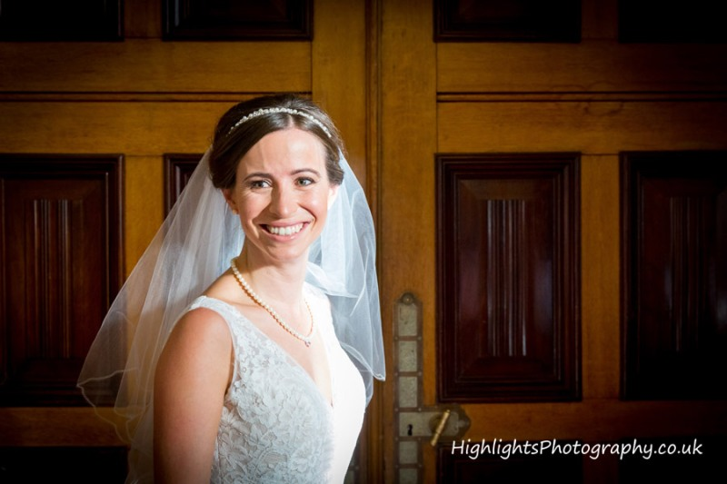 The Bride - Birmingham Council House Wedding