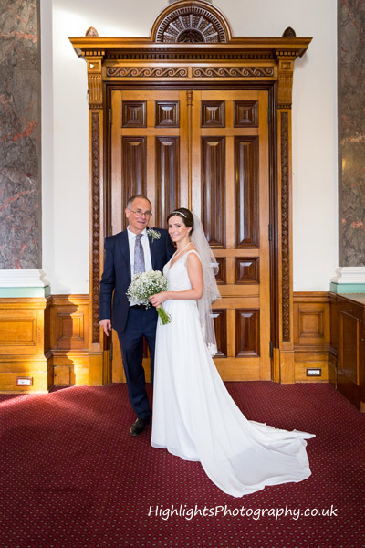 Birmingham Council House Wedding venue