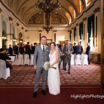 Birmingham Council House Wedding by Highlights Photography