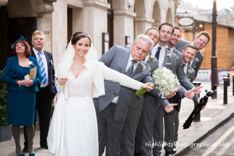 Highlights Photography - Wedding Photography at Birmingham Council House