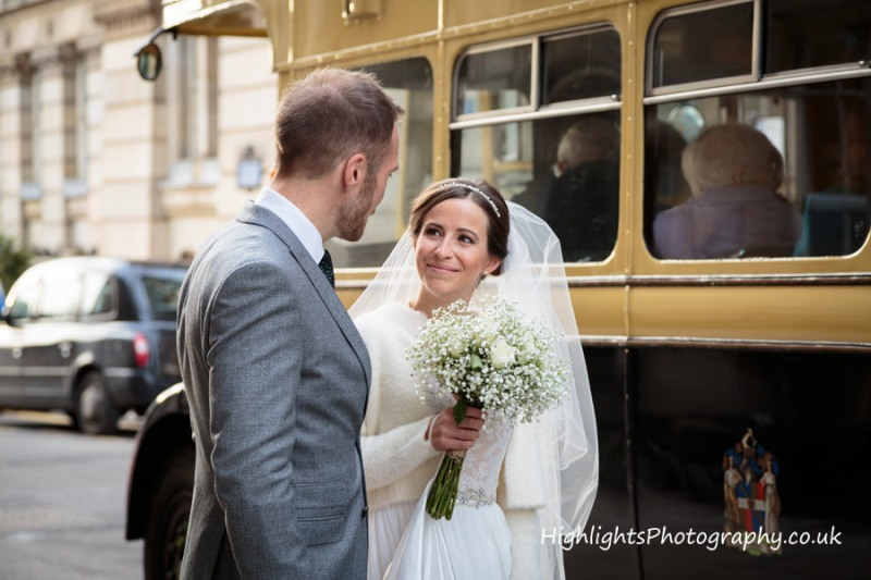 Wedding Photography at Birmingham Council House - Highlights Photography