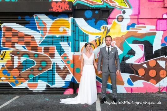 Wedding Photography at Birmingham Council House