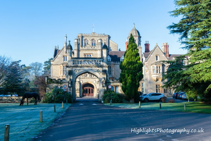 Devere Hotels - Tortworth Court Wedding