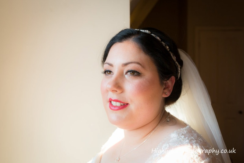 Wedding at Tortworth Court