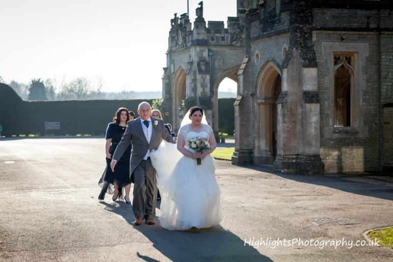 That moment - Weddings at Tortworth Court
