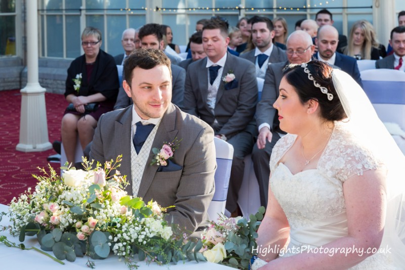 Speacial Moment - Weddings at Tortworth Court