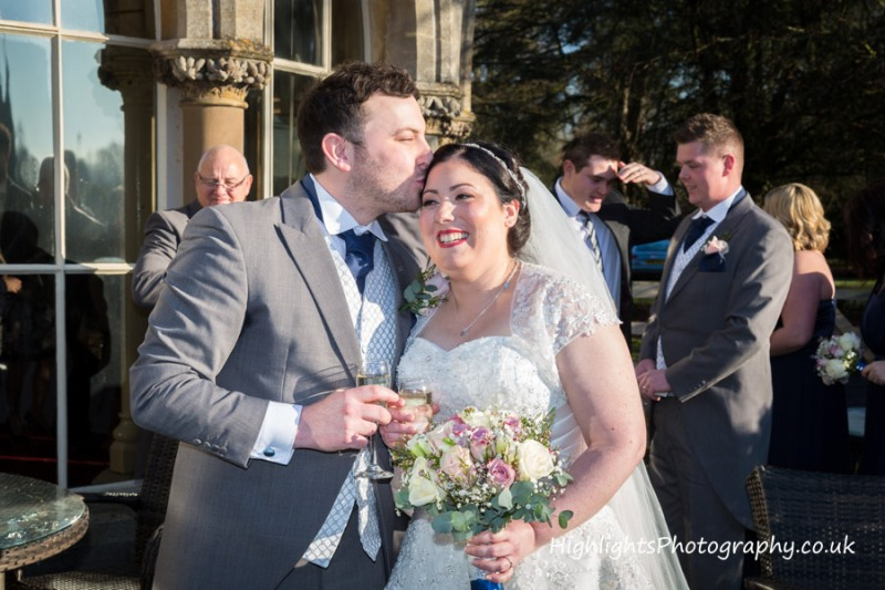 Weddings at Tortworth Court - After the Ceremony